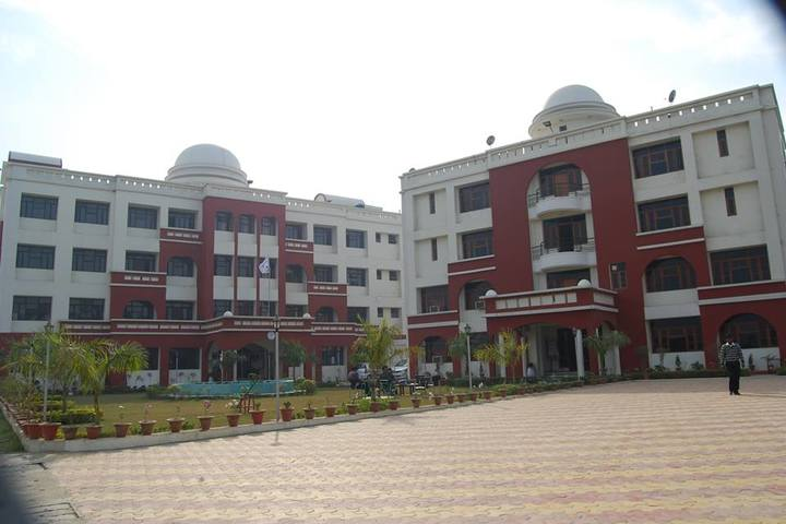 Azamgarh Public School-Campus