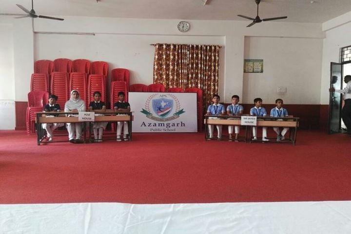 Azamgarh Public School-Quiz