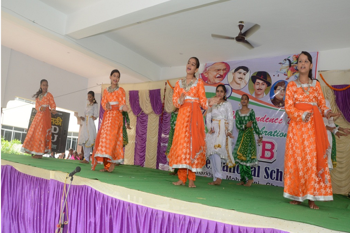 B and B International School-Events1