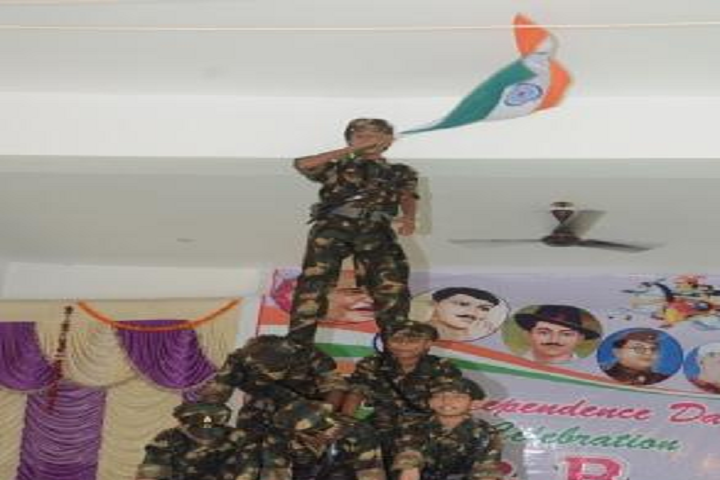 B and B International School-Independence Day Celebrations