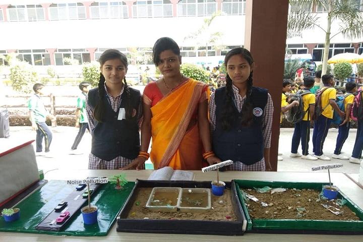 B and B International School-Science Exhibition