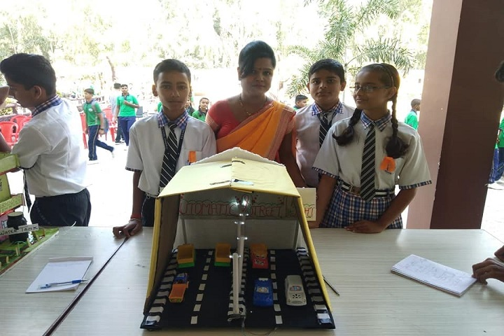 B and B International School-Science Fare