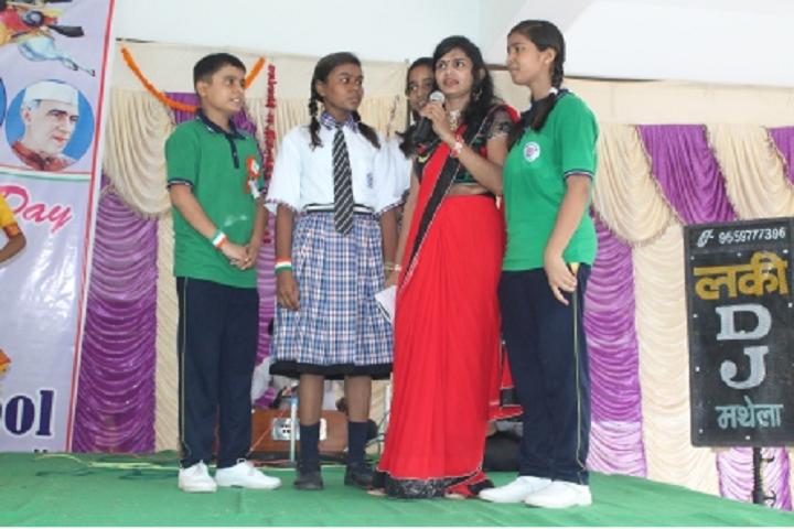 B and B International School-Singing