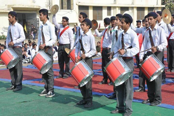 B Devras Saraswati Vidya Mandir-Music Band