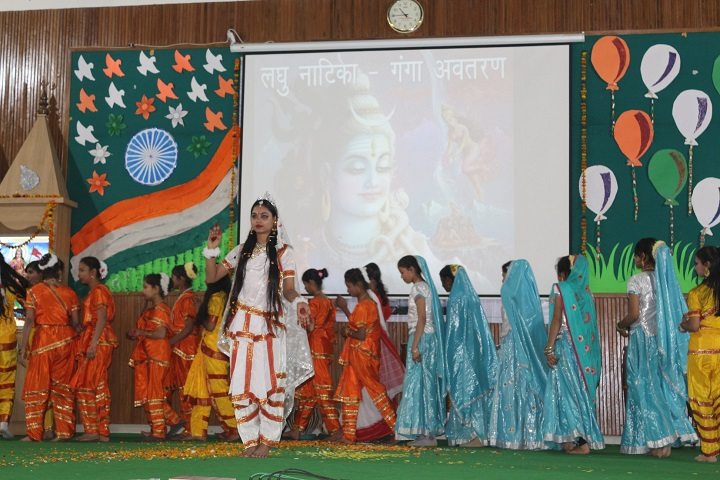 B Devras Saraswati Vidya Mandir-Dance