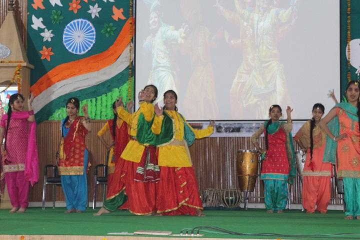 B Devras Saraswati Vidya Mandir-Event