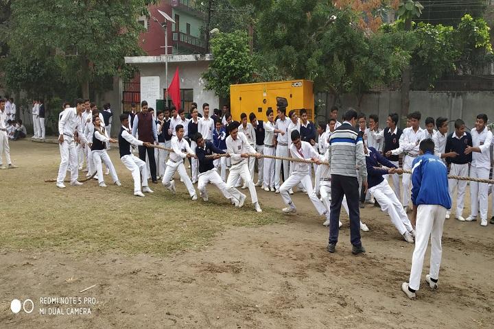 B Devras Saraswati Vidya Mandir-Games