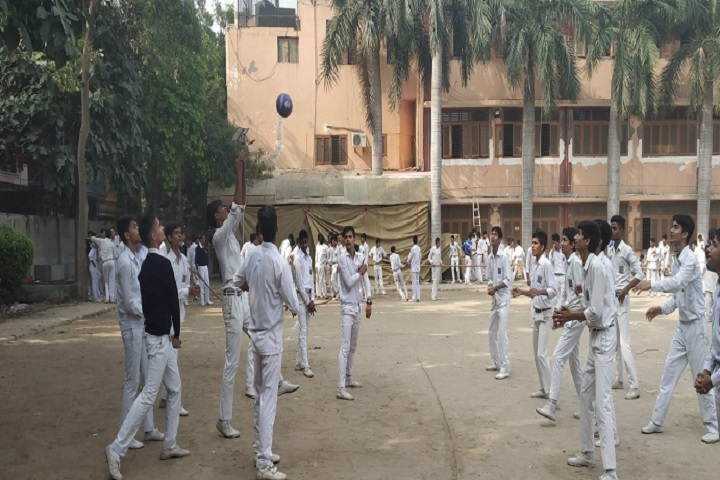 B Devras Saraswati Vidya Mandir-Sports