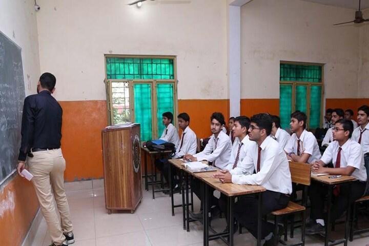 B K Senior Secondary School-Classroom