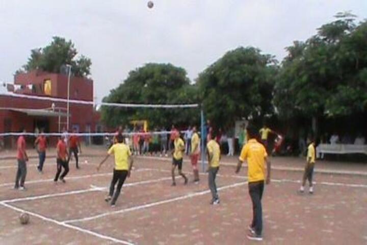 B K Senior Secondary School-Sports