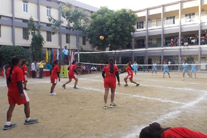 B N S English School-Sports