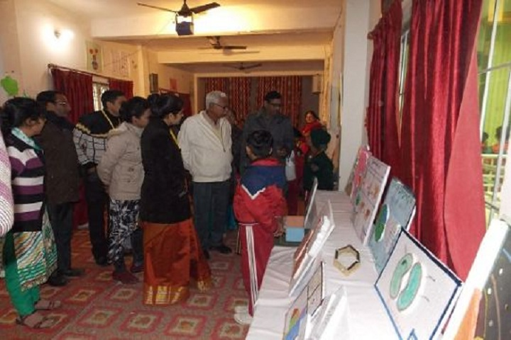 B N S English School-Science Fair