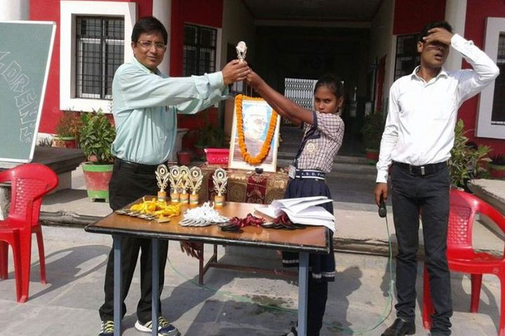 BSD Public School-Award