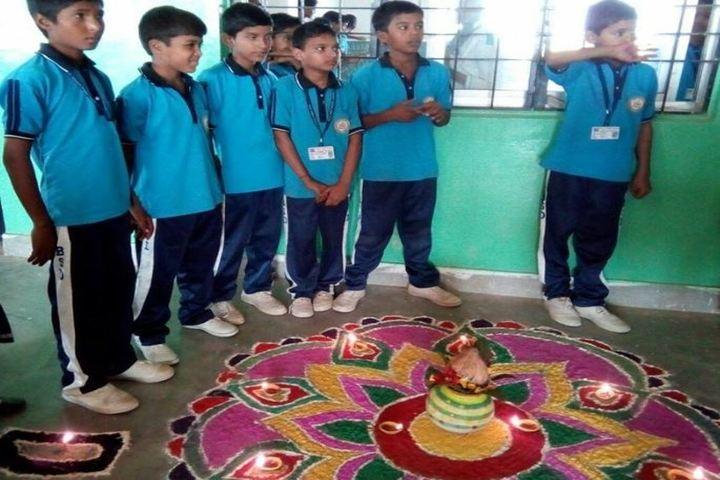 BSD Public School-Diwali Celabrations