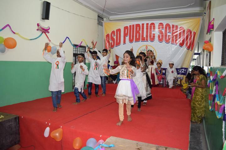 BSD Public School-Dance