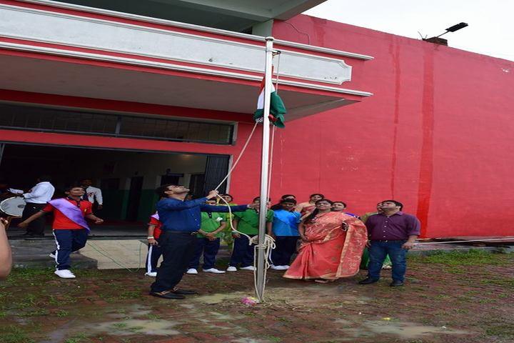 BSD Public School-Flag Hosting