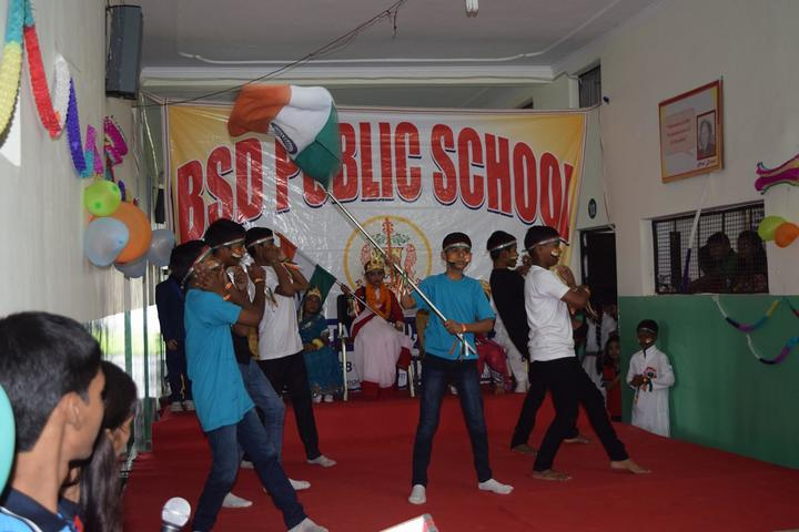 BSD Public School-Independence Day Celebrations