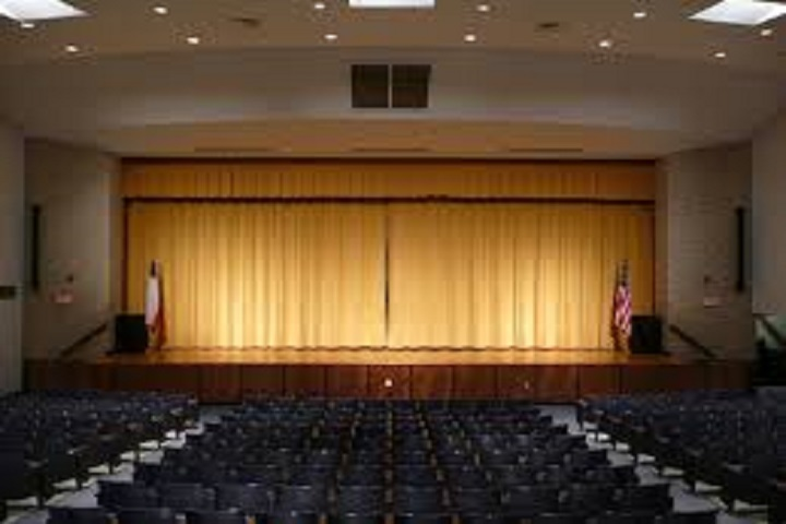 B L International School-Auditorium