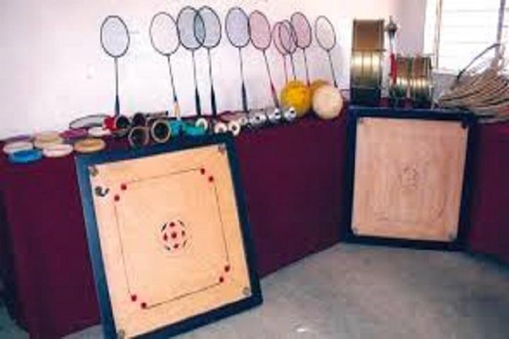 B L International School-Indoor Games
