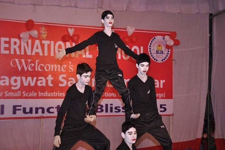 B L International School-Annual day