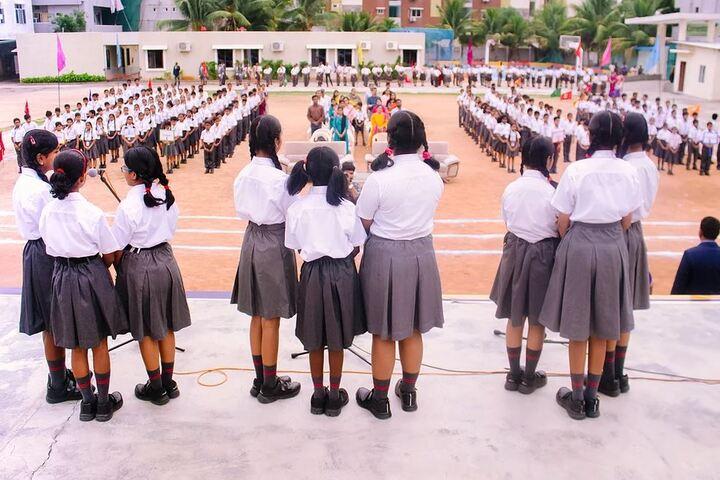 Cornerstone School-Assembly