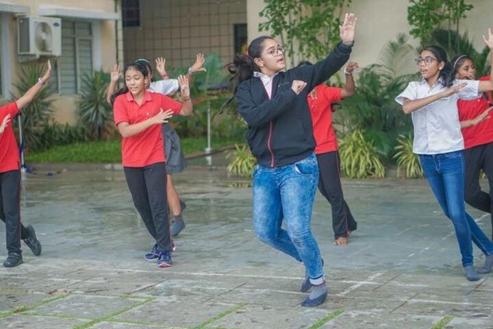 Cornerstone School-Dance Competition