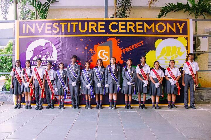 Cornerstone School-Institution Ceremony