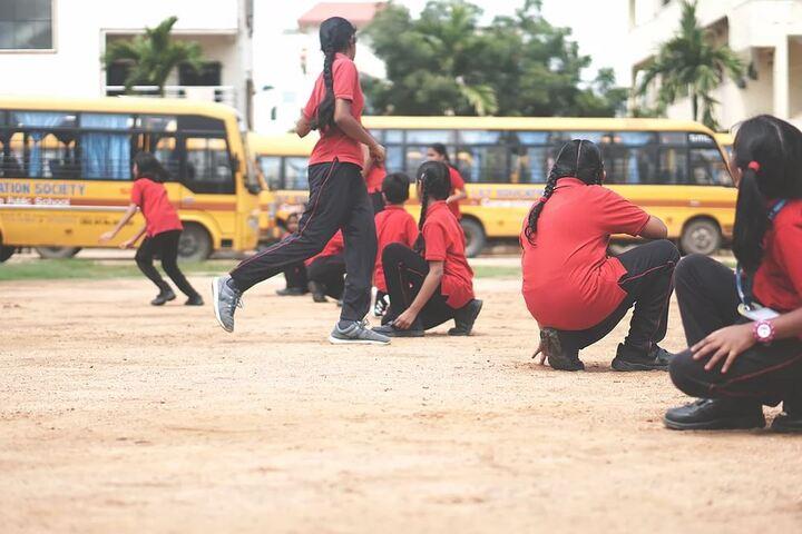 Cornerstone School-Sports