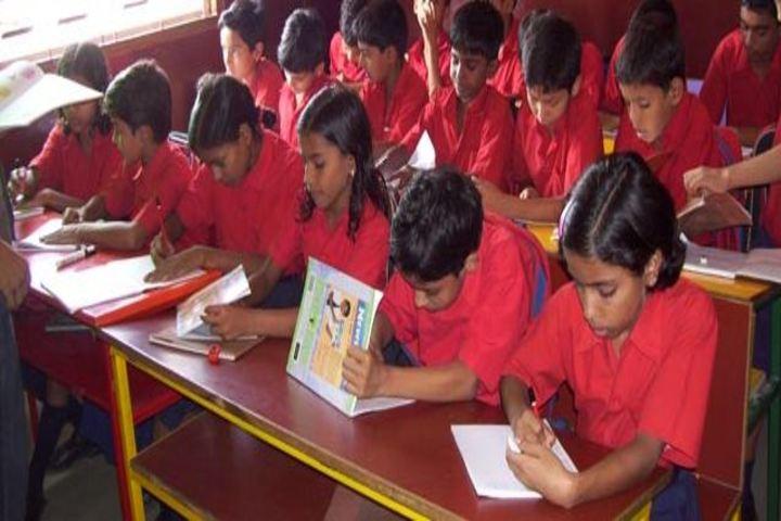 Sanskar Bharti Global School-Class Room