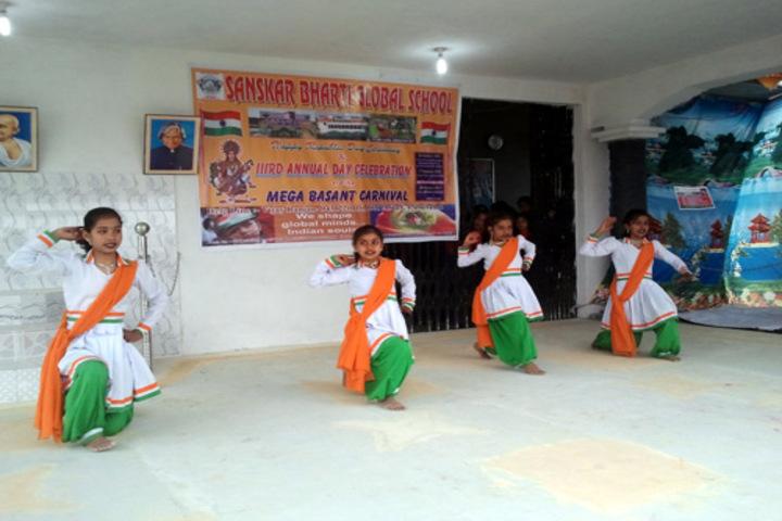 Sanskar Bharti Global School-Dance