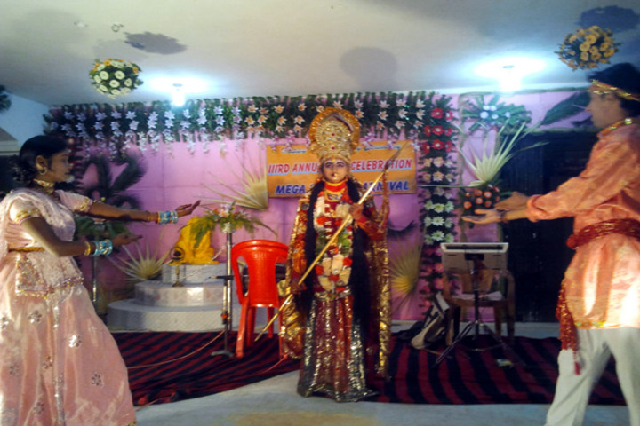 Sanskar Bharti Global School-Drama