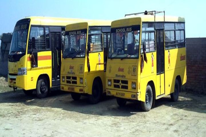 Sanskar Bharti Global School-School Buses