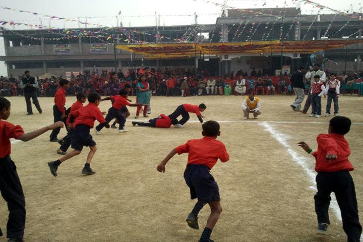 Sanskar Bharti Global School-Sports