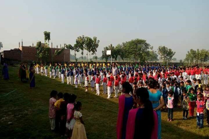 B N Public School-Assembly