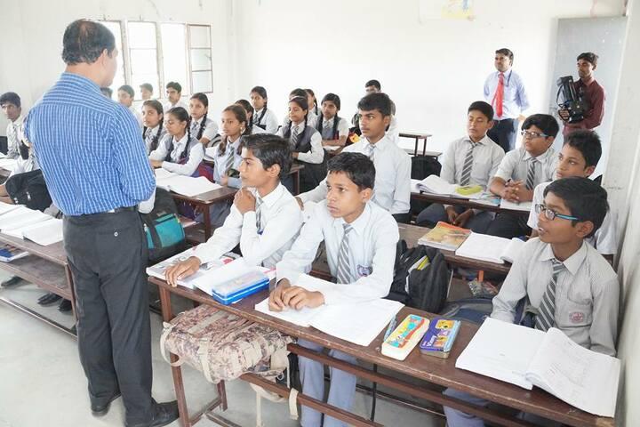 B N Public School-Classroom