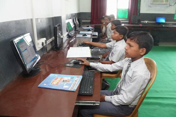 B N Public School-Computer Lab