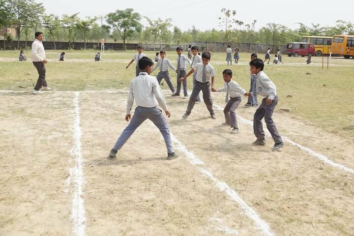 B N Public School-Games