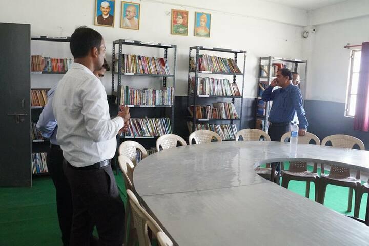B N Public School-Library