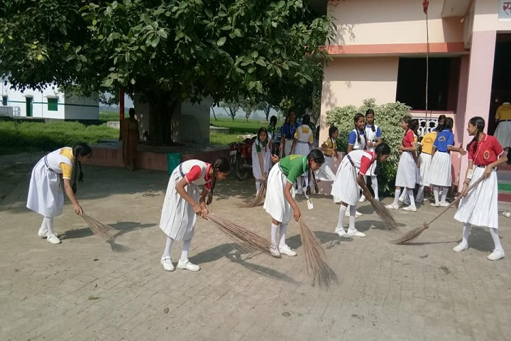 B P M GYAN JYOTI SCHOOL-Swachh Bharat