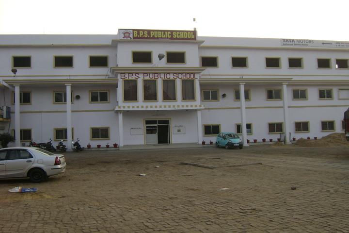 B P S Public School-Campusview