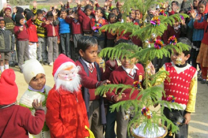 B P S Public School-Christmas Celebrations