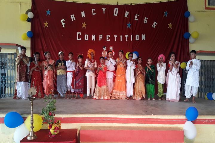 B P S Public School-Fancy Dress Competition