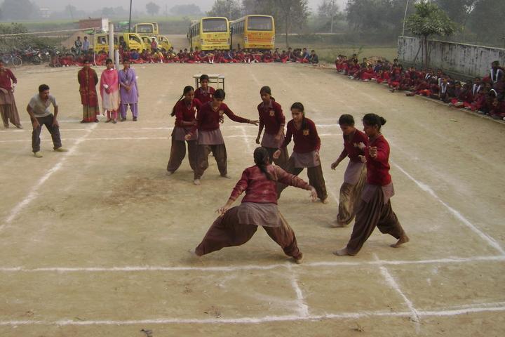 B P S Public School-Games