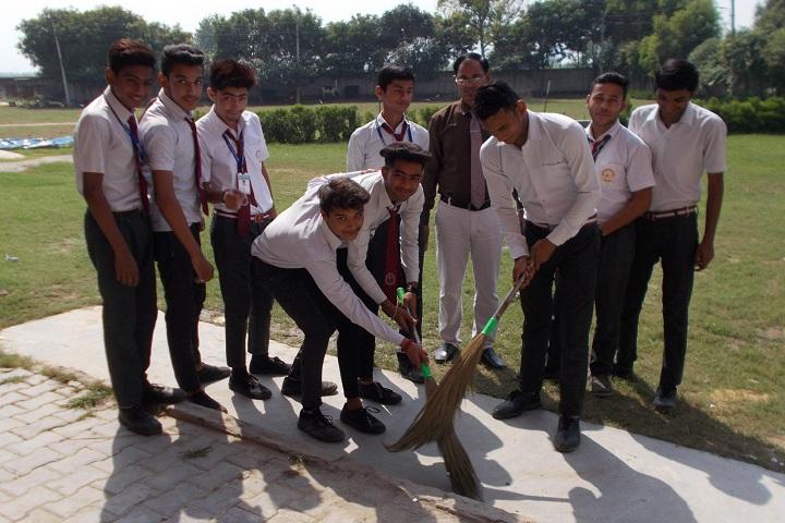 B R International Senior Secondary School-Activity