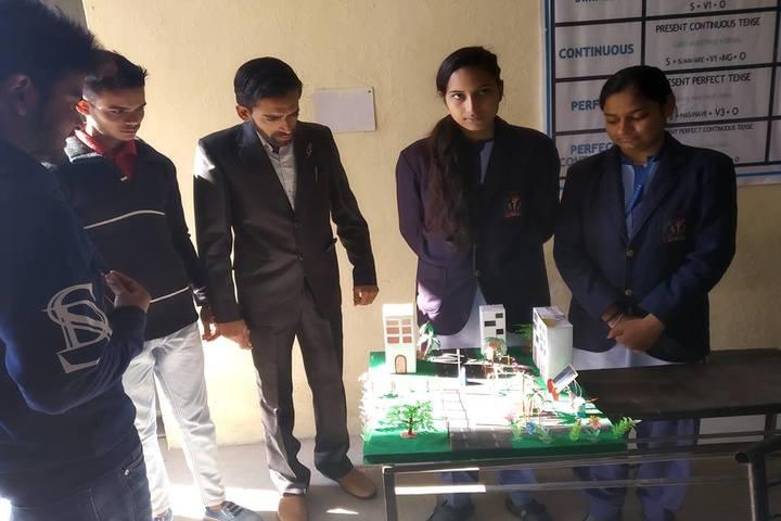B D Public School-Science Exhibition