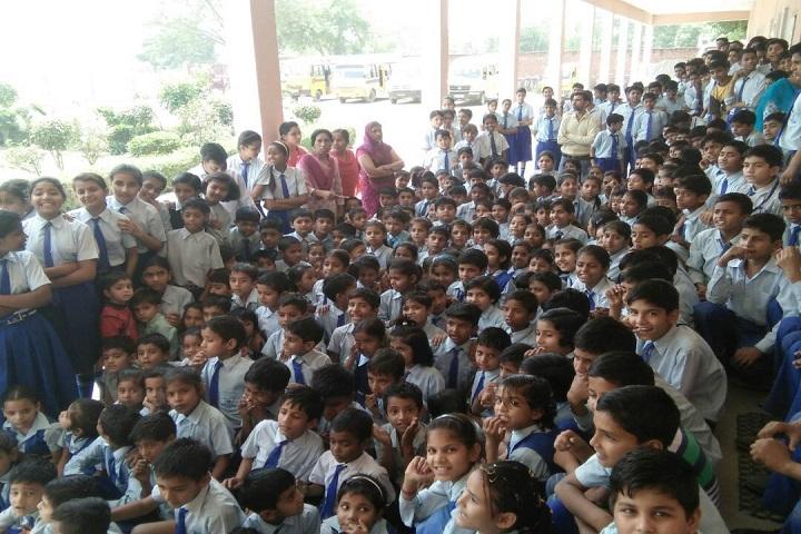 B K Academy-Students