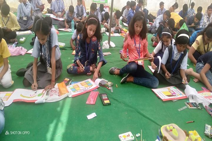 B P S Public School-Activity