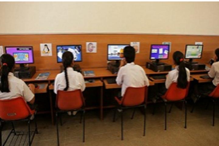 B P S Public School-Computer Lab