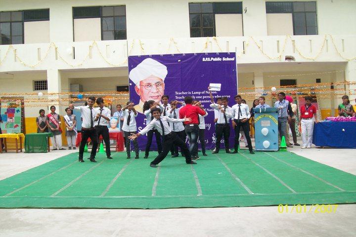 B P S Public School-Event