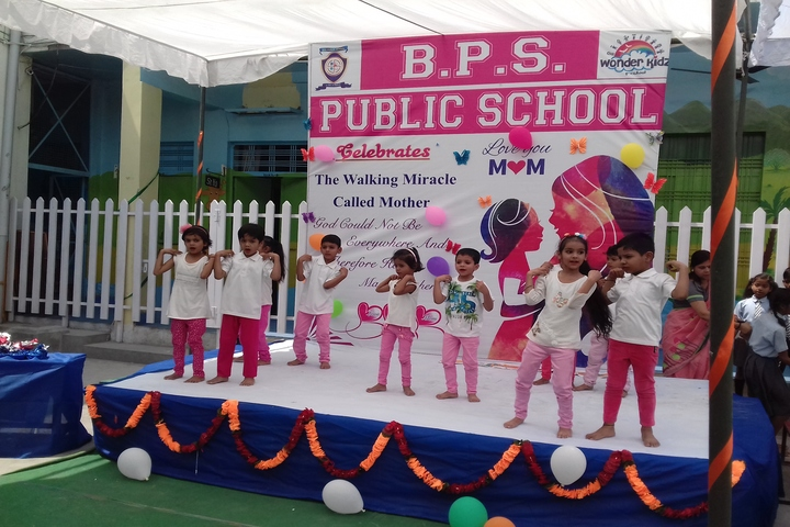 B P S Public School-Dance
